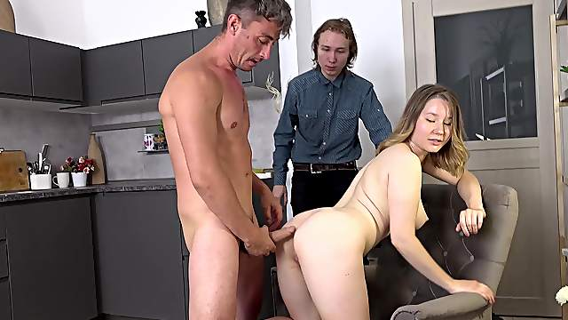 Amalia Davis and her man have a very open and opportunistic marriage